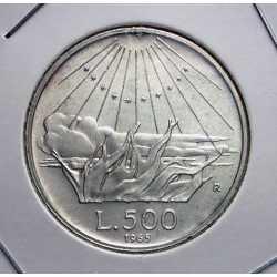 Lire 500 Dante 65