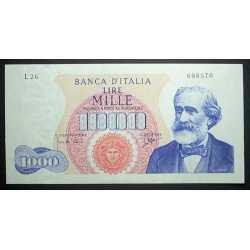 1000 Lire 1964 Verdi I°