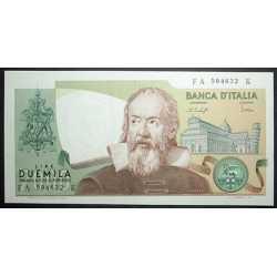 2000 Lire 1976 Galileo