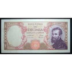 10.000 Lire Michelangelo 1973
