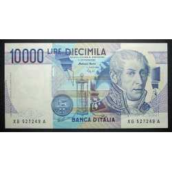 10.000 Lire 1998 Volta S.S.