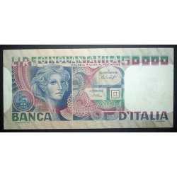 50.000 Lire Donna 1977