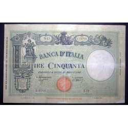 50 Lire Barbetti 1943