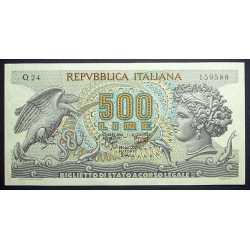 500 Lire Aretusa 1970
