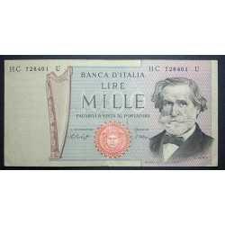 1000 Lire Verdi II° 1977
