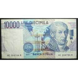 10.000 Lire A. Volta 1992