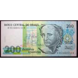 Brazil - 200 Cruzeiros
