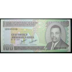 Burundi - 100 Francs
