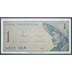 Indonesia - 1 Sen 1964