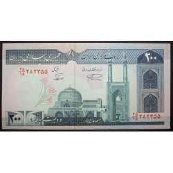Iran - 200 Rials 2003