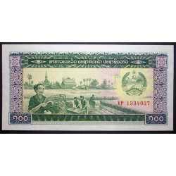 Laos - 100 Kip 1979