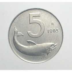 5 Lire 1985