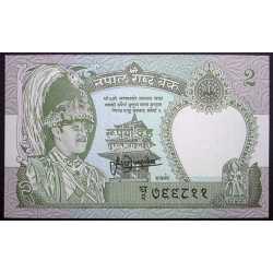 Nepal - 2 Rupees 1991