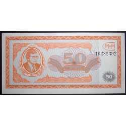 Russia - 50 Biletov Mavrodi 1994