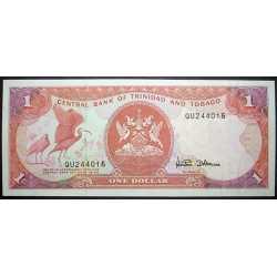 Trinidad & Tobaco - 1 Dollar 1985
