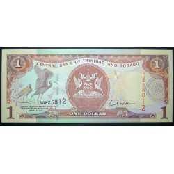 Trinidad & Tobago - 1 Dollar 2002