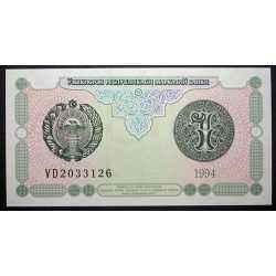 Uzbekistan - 1 Sum 1994