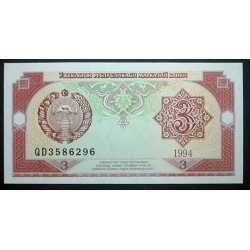Uzbekistan - 3 Sum 1994