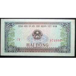 Vietnam - 2 Dong 1980