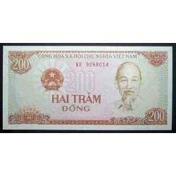 Vietnam - 200 Dong 1987