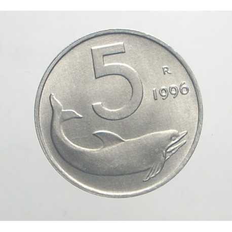 5 Lire 1996