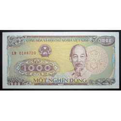 Vietnam - 1000 Dong 1988