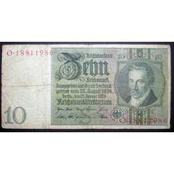Germany - 10 Mark 1929