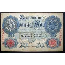 Germany - 20 Mark 1914