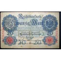 Germany - 20 Mark 1914