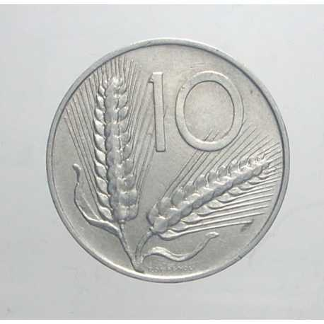 10 Lire 1952