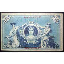 Germany - 100 Mark 1908