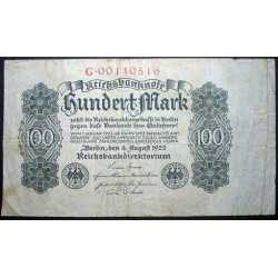 Germany - 100 Mark 1922