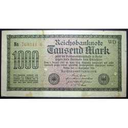 Germany - 1000 Mark 1922