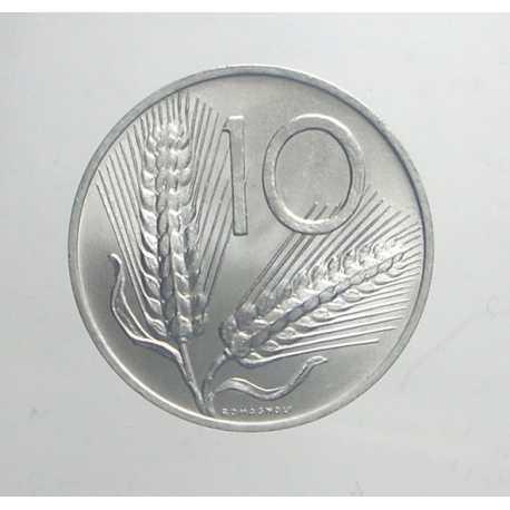 10 Lire 1953