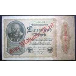 Germany - 1 Milliarde Mark 1922