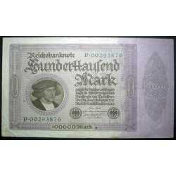 Germany - 100.000 Mark 1923