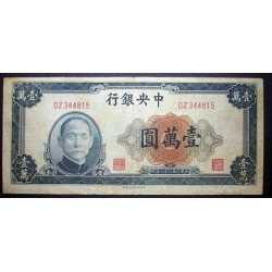 China - 10.000 Yuan 1947