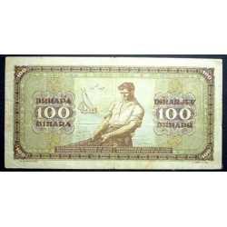 Yugoslavia - 100 Dinara 1946