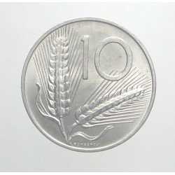 10 Lire 1968