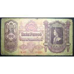 Hungary - 100 Pengo 1930