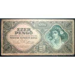 Hungary - 1000 Pengo 1945