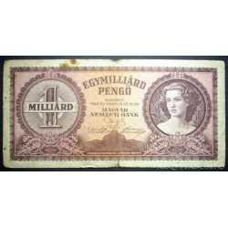 Hungary - 1.000.000.000 Pengo 1946