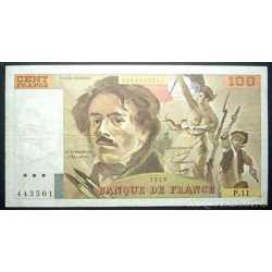 France - 100 Francs 1979