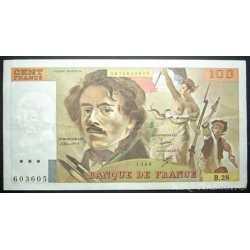 France - 100 Francs 1980