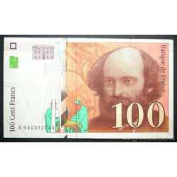France - 100 Francs 1998