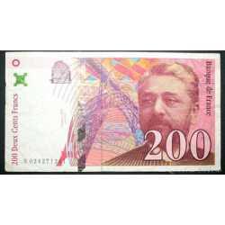 France - 200 Francs 1996
