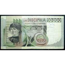 10.000 Lire Del Castagno 1982 a
