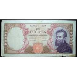 10.000 Lire Michelangelo 1970