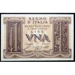 1 Lira 1939