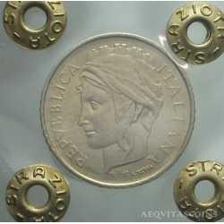 100 Lire 1993 Testa Piccola